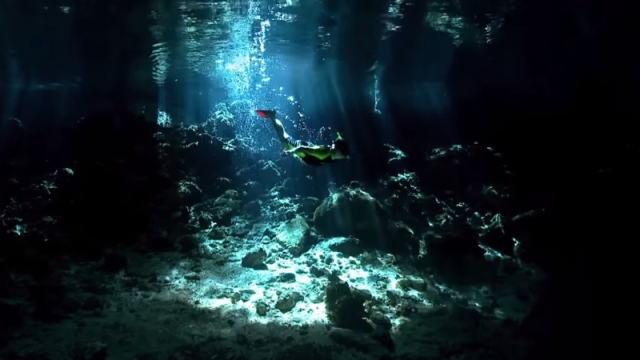 Underwater Caves of the Yucatán Peninsula – Wonders of Life