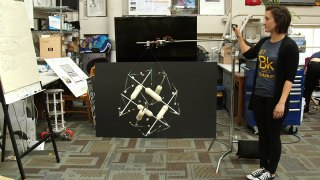 Exploring Space with Shape-Shifting Robots