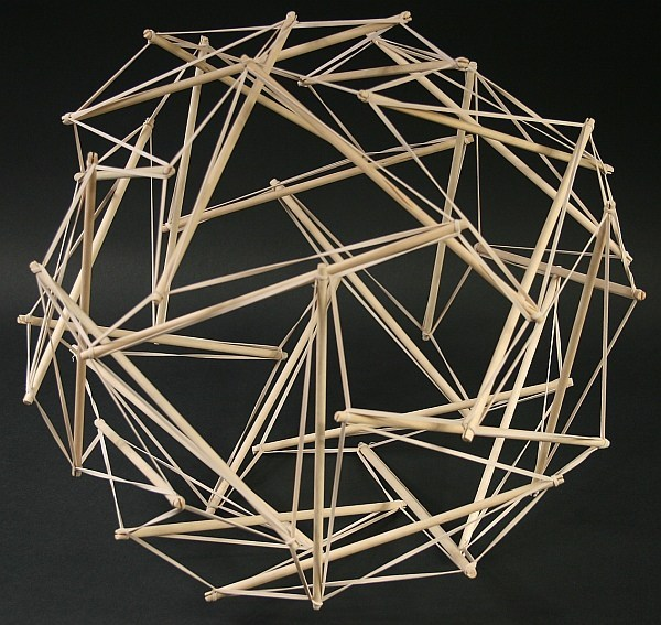 tensegrity ball - george hart