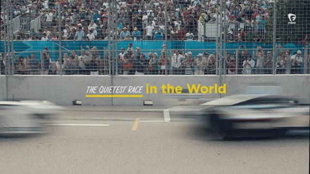 The Quietest Race in the World –The Formula E