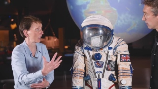How a Space Suit Works – with Helen Sharman
