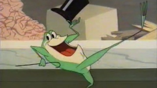 One Froggy Evening (1955) with Michigan J. Frog