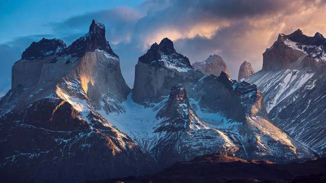 Spine of the South, time lapse from Ecuador to Patagonia