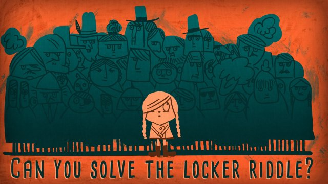 Can you solve the locker riddle? –TED Ed