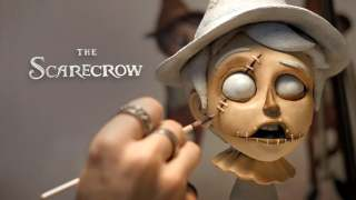 The Scarecrow – How a resin sculpture is carved & painted