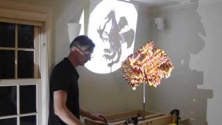 LEGO Dragon-Butterfly-Jet Magic Angle Sculpture