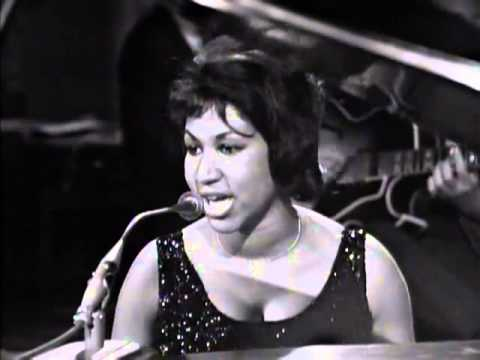 Aretha Franklin sings Won't Be Long (1964)