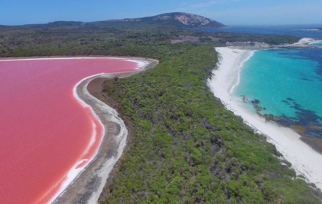 Why Is Lake Hillier Pink