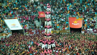 Behold the Human Towers of Catalonia