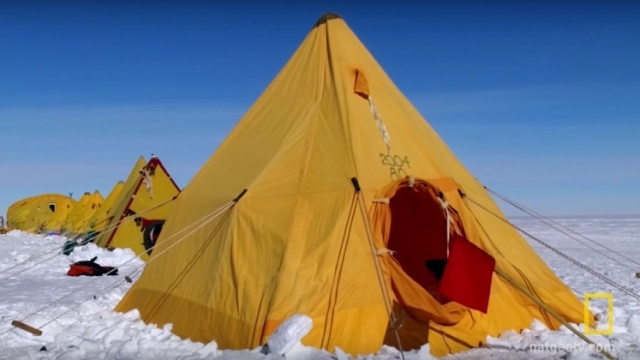 Science and survival on Continent 7: Antarctica