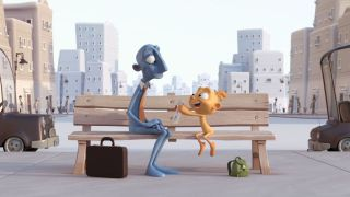 Alike, an animated short film