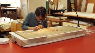 The Art and Science of Conservation at the Freer Gallery of Art