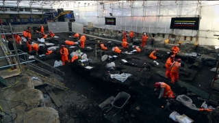 The Archaeology of Crossrail and the history of London