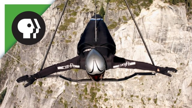 Hang Glide Over Yosemite National Park in 360 Degrees