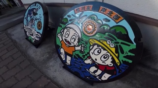 Japanese manhole covers, a factory tour – ONLY in JAPAN