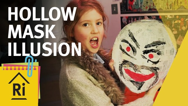 How to make a Hollow Mask Illusion