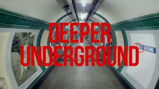 Deeper Underground: Walk the London Tube's pedestrian tunnels