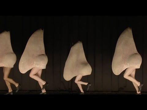 The giant tap dancing noses of Shostakovich's 'The Nose'