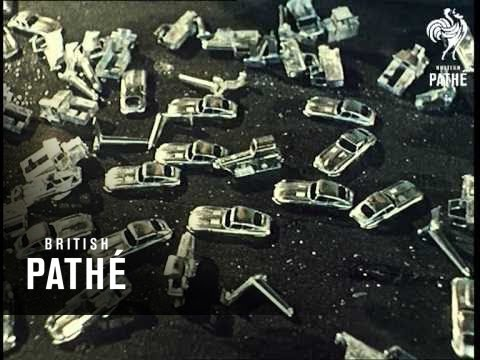 Making Matchbox cars in 1960s London – British Pathé