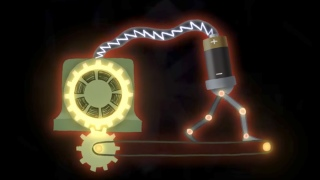 Why don't perpetual motion machines ever work?