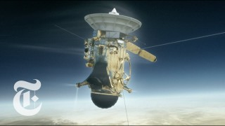 Cassini Burns Into Saturn, a grand finale to a 20 year mission