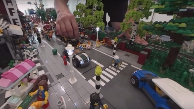 Where It's Made: Visit the LEGO Factory in 360°