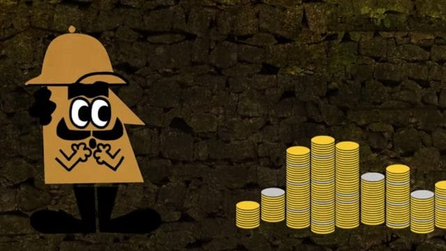 Can you solve the dark coin riddle?
