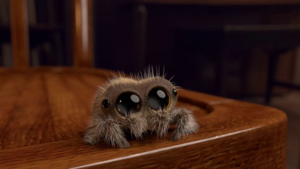 The Animated Adventures Of Lucas The Spider The Kid Should See This
