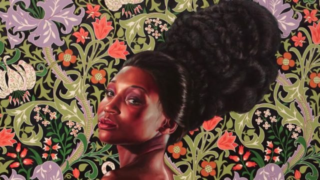 A New Republic: The portrait work of artist Kehinde Wiley