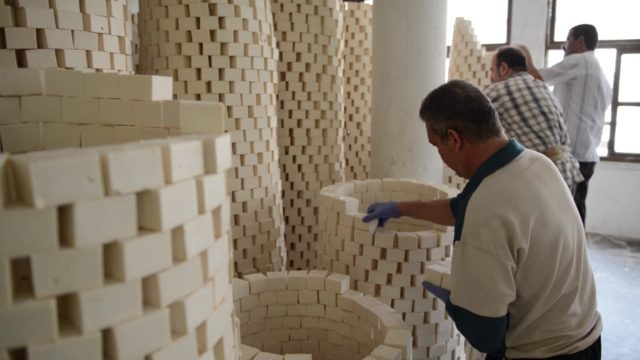How traditional Nabulsi soap is handmade in the Toukan Soap factory
