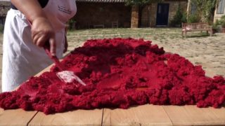 How to Make Tomato Paste in Sicily
