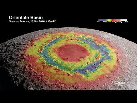 Tour the Moon in 4K