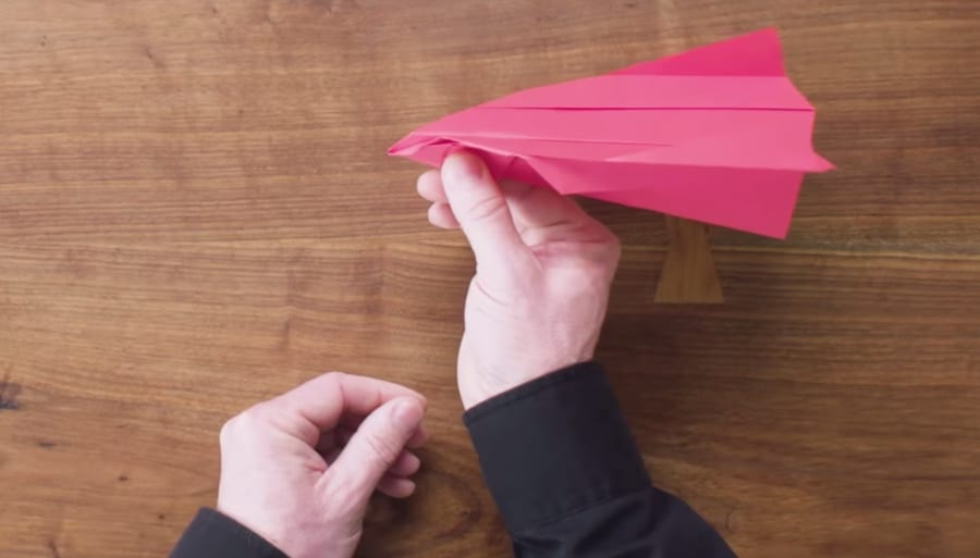 stunt paper airplanes