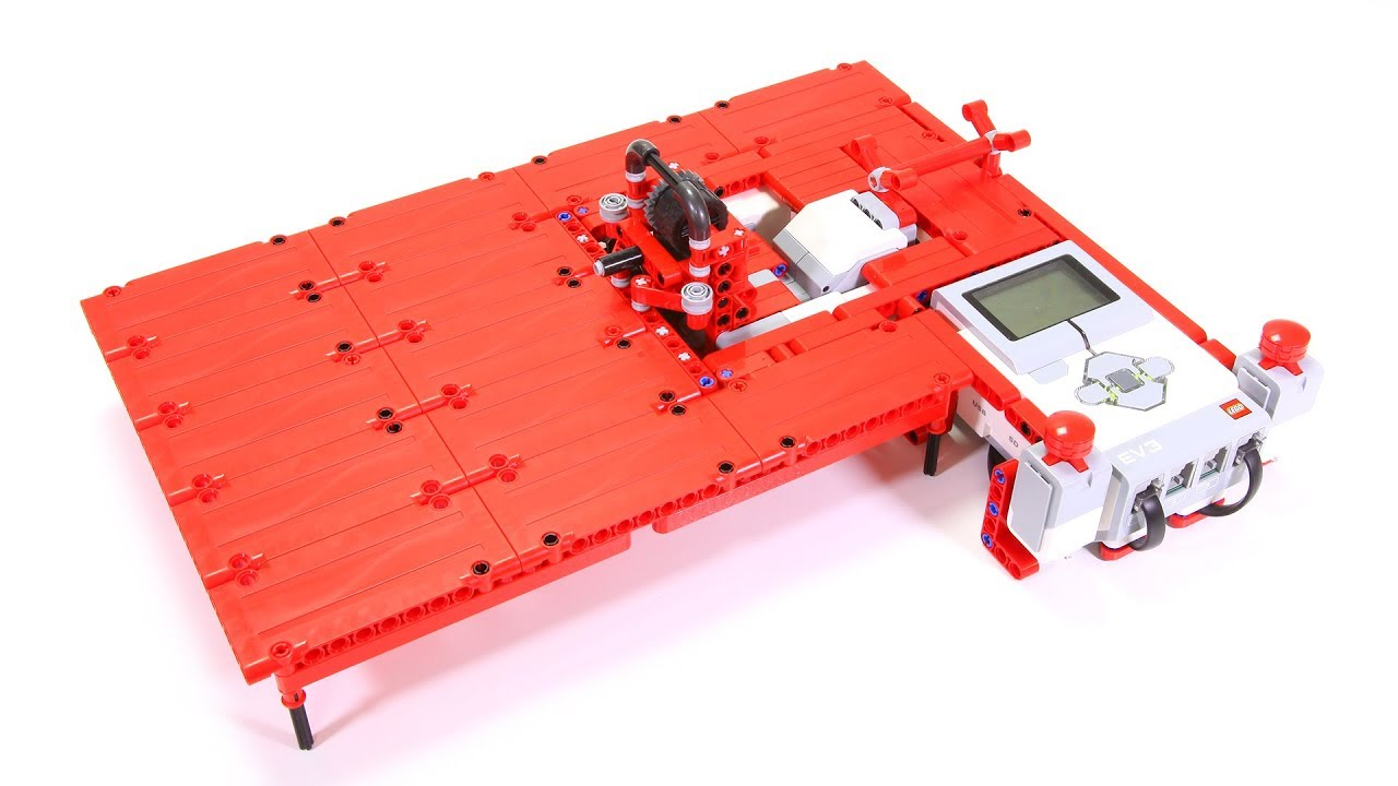 Lego Mindstorms Ev3 Pipe Cleaner Bending Robot The Kid Should See This