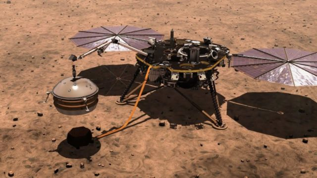 How NASA's InSight Will Plumb the Depths of Mars