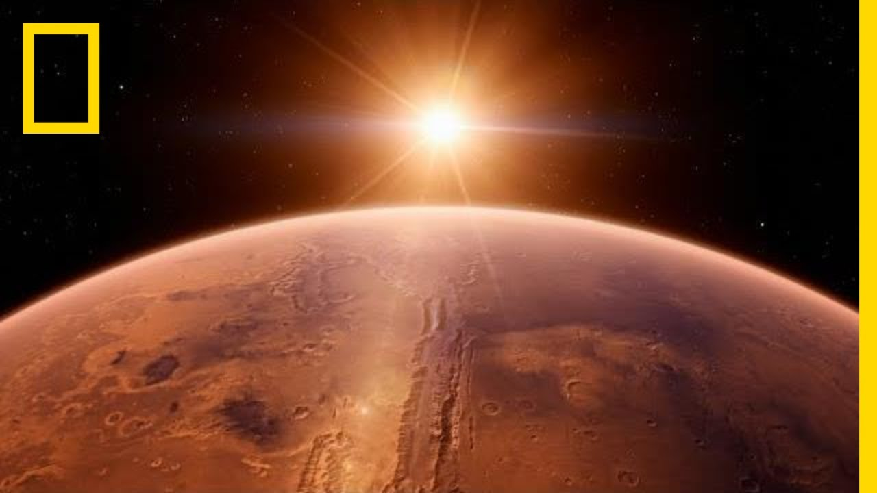 Mars 101: An introduction to the red planet | The Kid ...