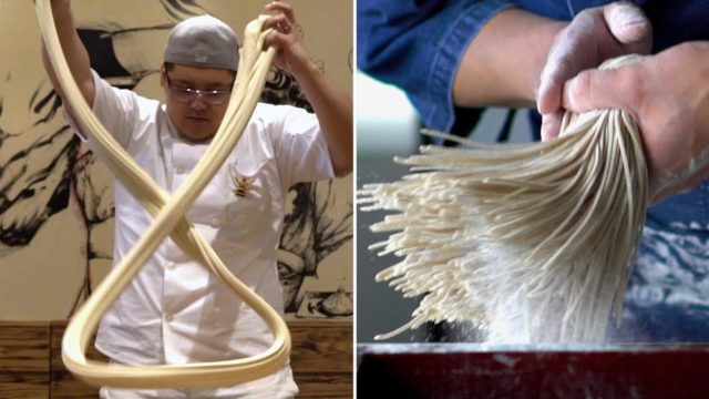 The Art Of Making Noodles By Hand: Peter Song and Shuichi Kotani