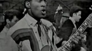 Chuck Berry performs Johnny B. Goode in the 1960s and 90s