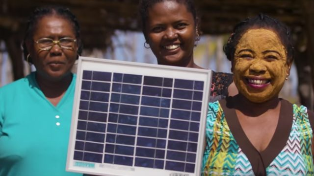 The Solar Grandmothers of Ambakivao, Madagascar