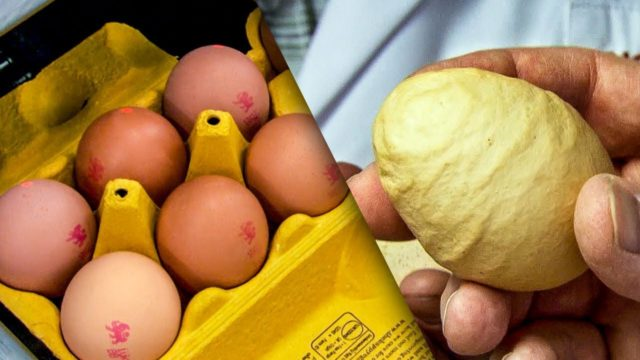 Why Do Supermarket Eggs Look Perfect?
