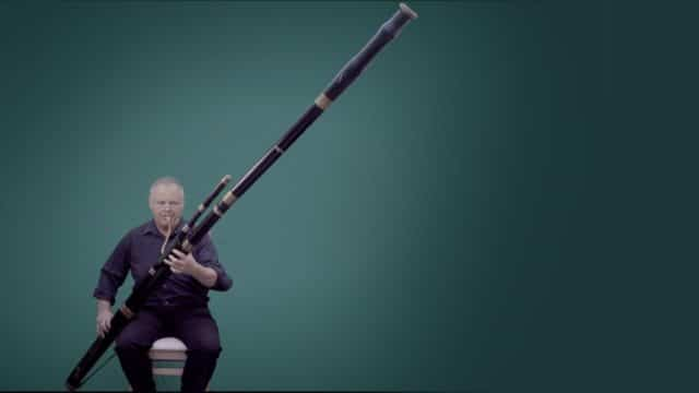 What does 'Beethoven's Contrabassoon' sound like?