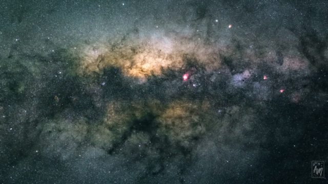 Voyage To the Core, a 4K Milky Way time lapse