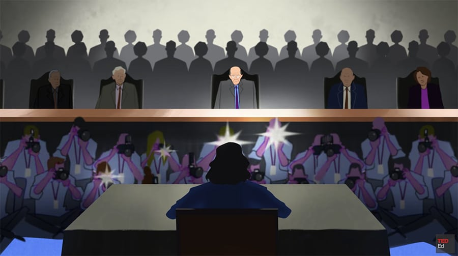 supreme court justice hearings