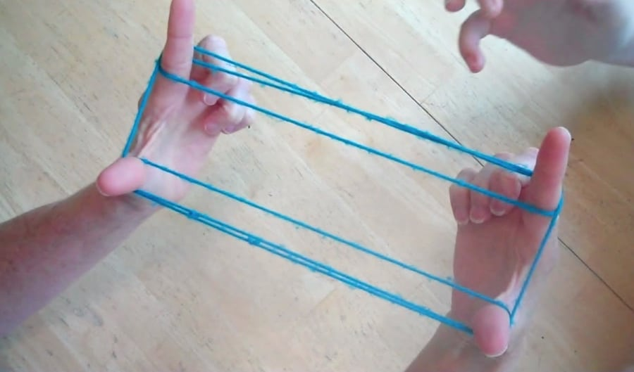 cat's cradle figure