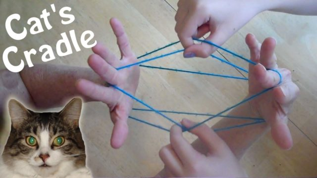 Cat's Cradle: How to play with two people