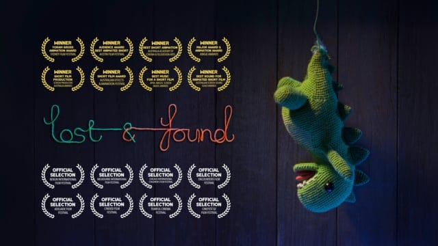 Lost and Found, a bittersweet stop-motion short
