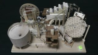 Denha's Noisy Marble Machine