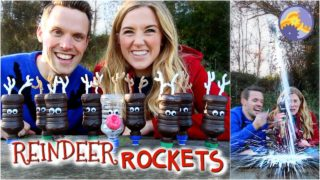 How to make Reindeer Rockets