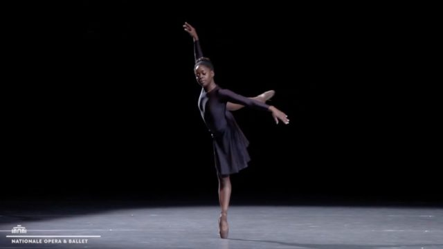 Portrait, a solo by Michaela DePrince
