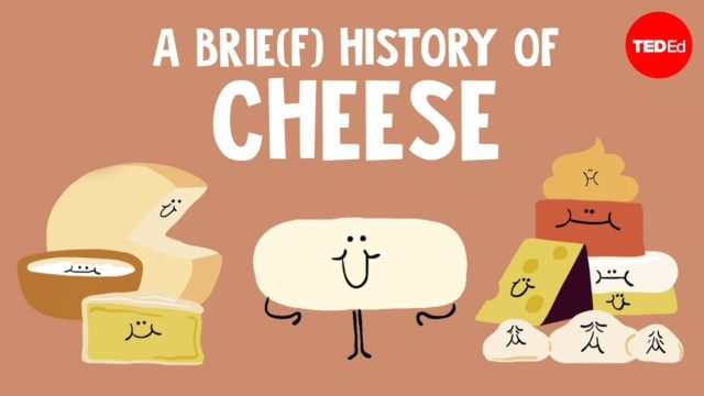 A brie(f) history of cheese